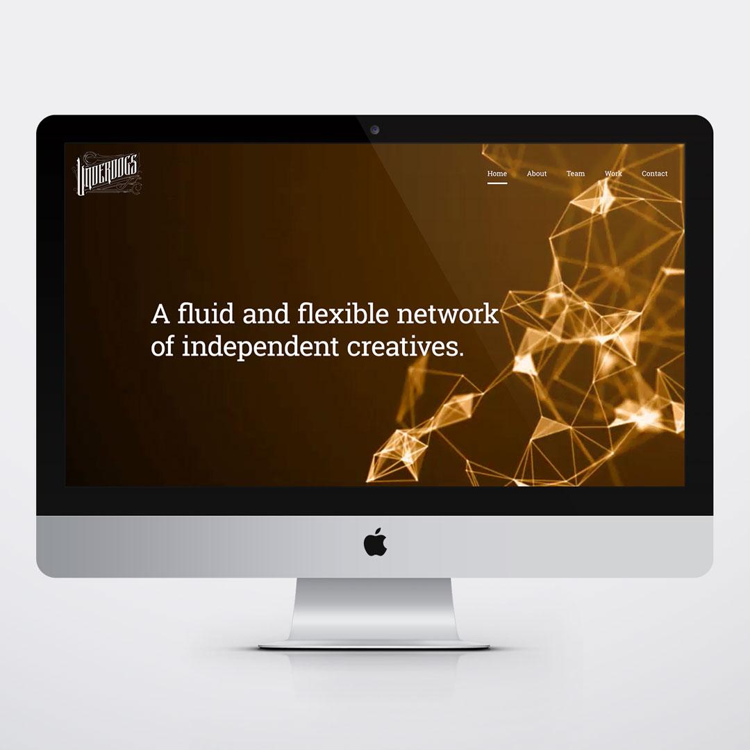 Underdogs – Website